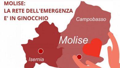 Photo of Molise, la rete dell'emergenza inè in grave difficoltà