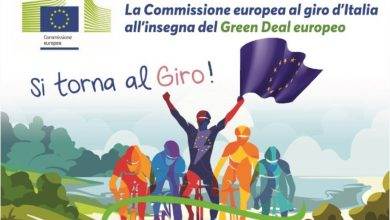 Photo of 'UEalGiro-E', al via la corsa in bici elettriche promossa dalla Commissione europea