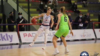 Photo of Pallacanestro serie A1, seconda vittoria consecutiva per La Molisana Magnolia Campobasso: Broni ko