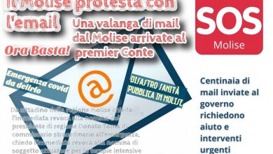 Photo of Disastro sanitario molisano, centinaia di mail inviate al governo