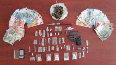 Photo of Droga e armi in casa: i Carabinieri di Campomarino arrestano tre giovani