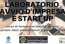 Photo of Distretto Lions 108A, un corso gratuito su avvio d'impresa e start up