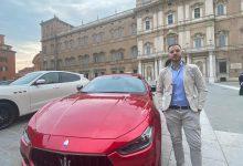 Photo of Nicolangelo Testa, giovane molisano, referente tecnico della Maserati più veloce di sempre