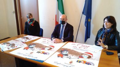Photo of 'Io compro in città' e 'Buoni di Natale', Palazzo San Giorgio tende una mano a famiglie e commercio locale