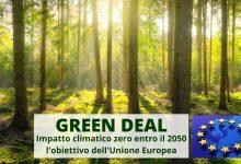 Photo of Impatto climatico zero entro il 2050, l'obiettivo Green Deal della Commissione Europea